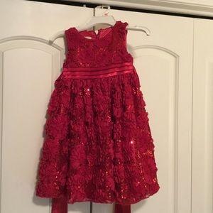 Little Girls Red Dress